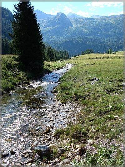 Strecke nach Johannesfall